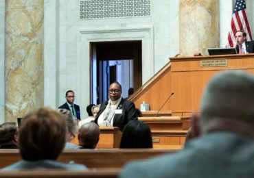 """Pine Bluff lawmaker named Black """"legislator of the year"""" by national caucus"""