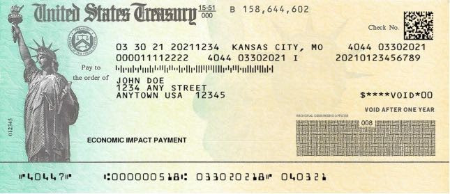 """Second round of """"stimmy"""" checks issued today, IRS says"""