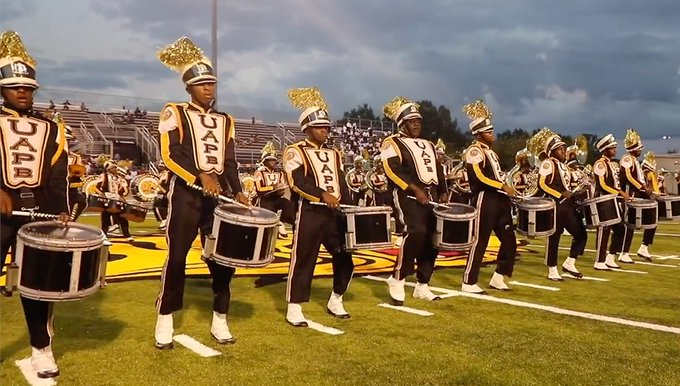 All Hail the Queen: UAPB marching band wins $5,000 grand prize for Aretha Franklin showcase