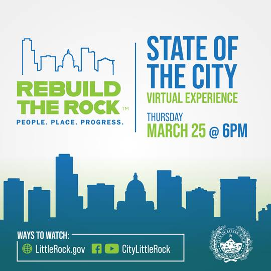 """Mayor Frank Scott Jr. to give virtual """"State of the City"""" address on March 25"""