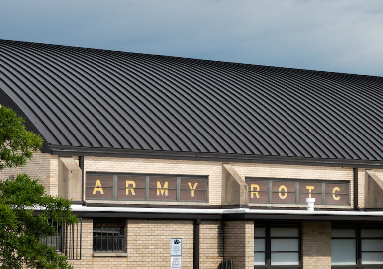 A-State names ROTC military science complex after university's first African American faculty member