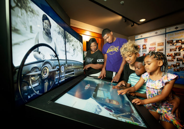 National touring Green Book exhibit makes stop at Mosaic Templars in Little Rock through August