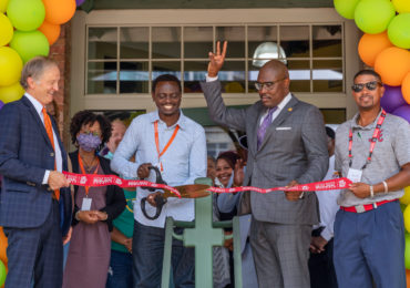 Rock It Labs holds grand opening, ribbon-cutting ceremony for new home in the River Market district